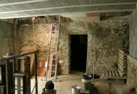 Interiér domu + schodisko Modra 2012-2013