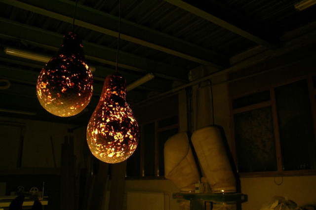 Pupupu 1, 2 and Samo Lightings 2012