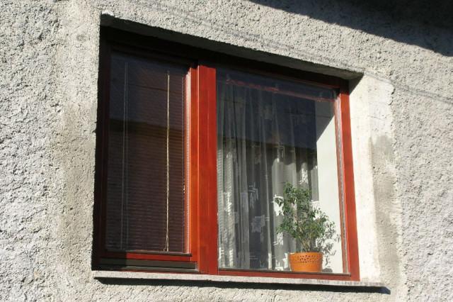 Wooden windows, doors, massive wood products