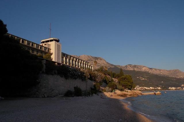 Hotel JadranTučepi, Makarska, Chorvátsko