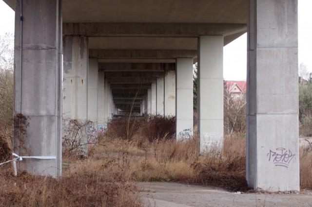 Pod mostom Zvolen