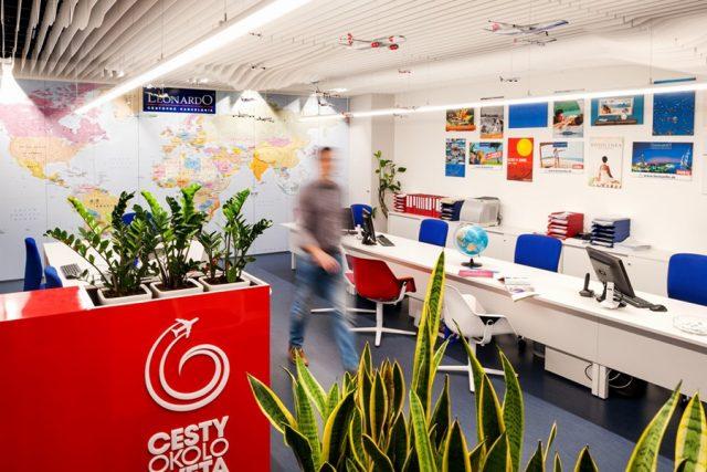 Leonardo Travel AgencyBratislava 2014-2015