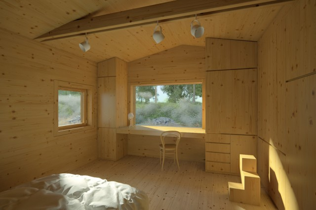 The Small Log-cabin HouseBanská Bystrica 2015